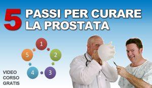 curare la prostata