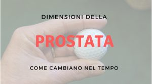 prostata dimensioni