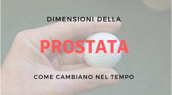 Prostata: Dimensioni Che Cambiano Con L'Età