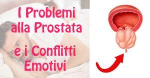 emozioni prostata