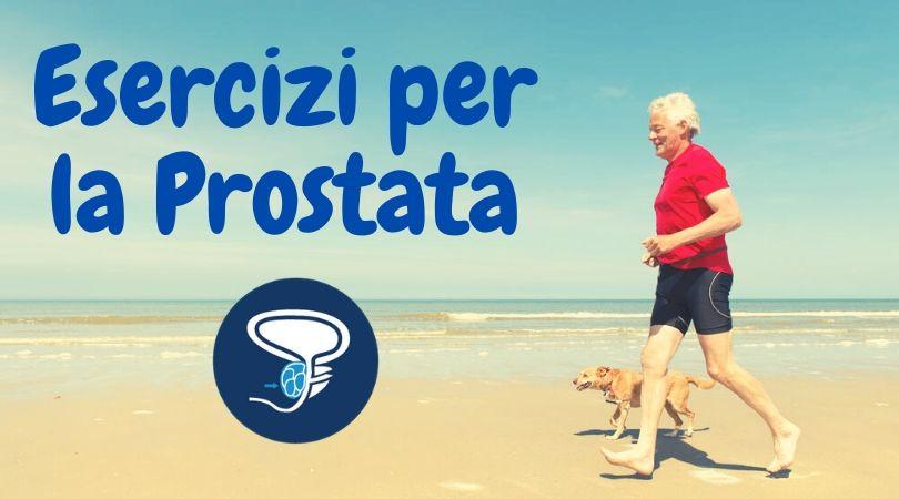 I 3 Esercizi Migliori per la Prostata
