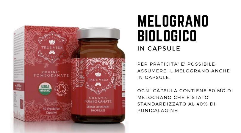 melograno capsule