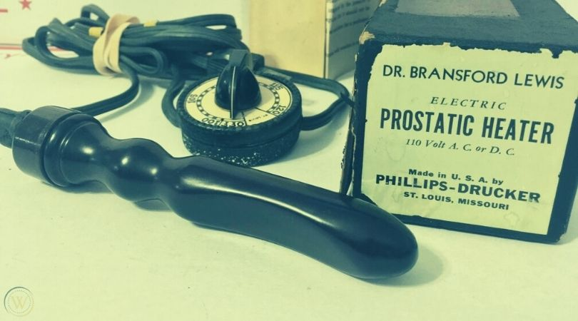 riscaldatore per prostata