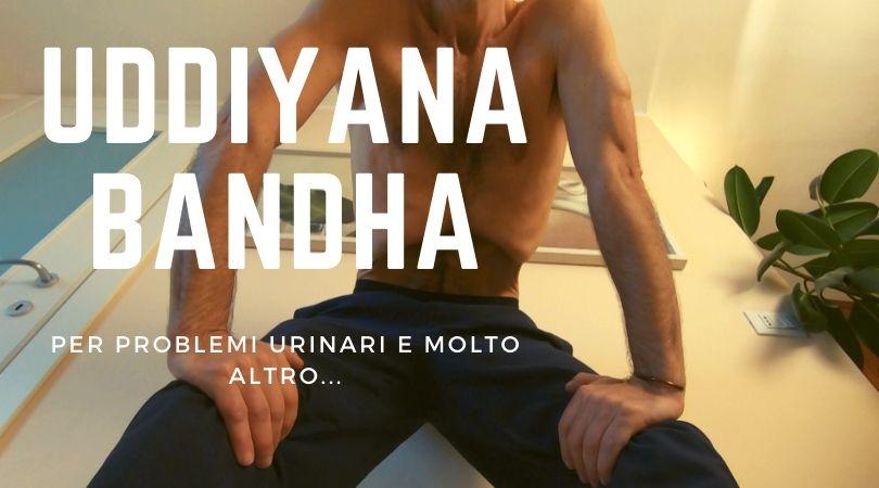 yoga per problemi urinari